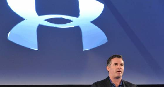 Under Armour hires former GM executive as innovation officer