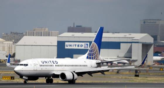 United, immediately after years of declining income, hits the thrusters