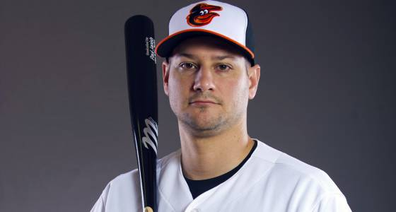 Utility man Paul Janish back in Orioles camp for another go-around