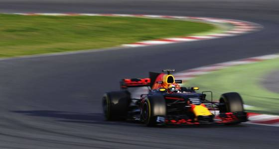 Verstappen: It's not about showing how quick we can be