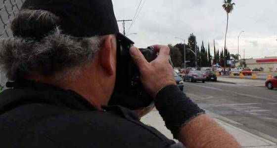 'Shoot it like crazy': North Hollywood shootout photographer revisits the scene