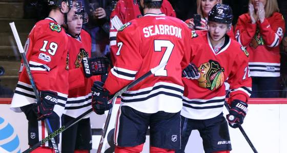Top two lines continue scorching for Blackhawks in 4-2 win over Blues