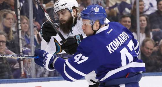 Toronto Maple Leafs at San Jose Sharks: Tuesday NHL preview | Toronto Star