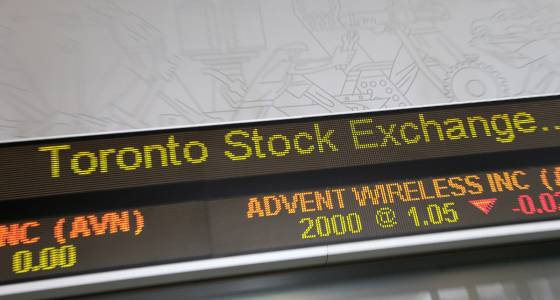 Toronto stock index has positive morning after four losing sessions | Toronto Star