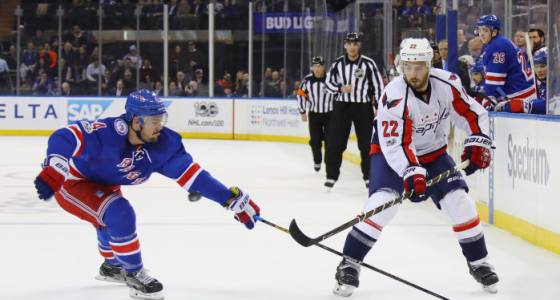 Trading for Shattenkirk is Capitals' latest all-in move