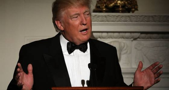 Trump Address Live Stream: Watch 'State Of The Union' Speech To Joint Session Of Congress