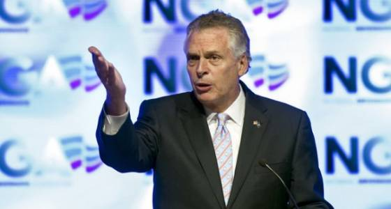 Trump administration promises no random immigration arrests, Virginia governor says