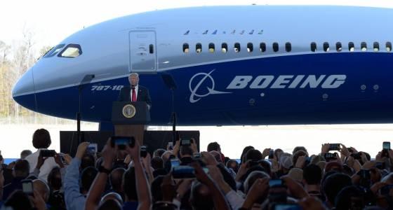 Trump & Boeing Promising More Jobs