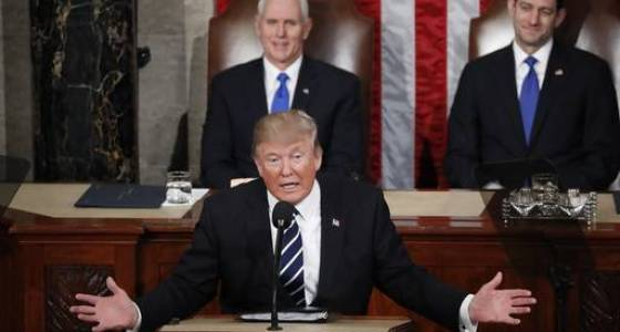 Trump gives GOP leaders rallying cry, roadmap for change