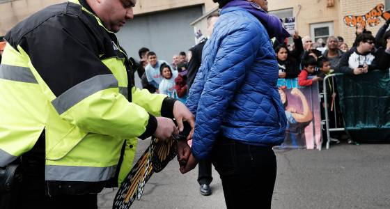 Trump ICE Raids Updated Map: More Immigration Arrests As Customs Enforcement Expands To Other States