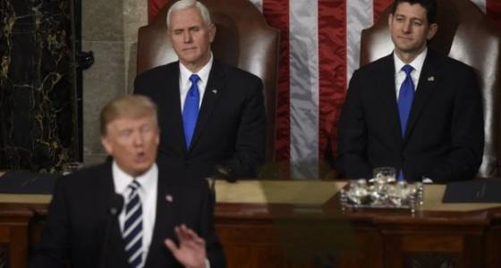 Trump to Congress: 'New chapter of American greatness' is upon us
