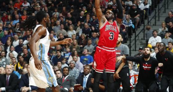 Tuesday's matchup: Nuggets at Bulls