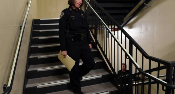 Two finalists for CU Boulder police chief