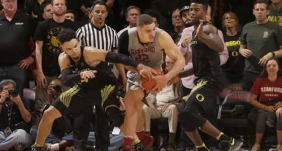 Tyson Alger AP Top 25 men's basketball ballot