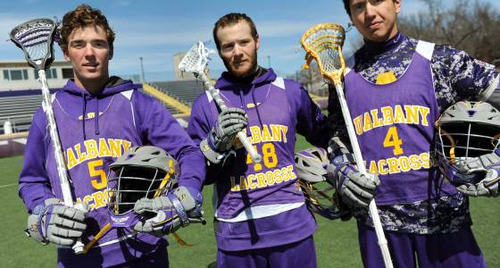 UAlbany lacrosse routs Drexel