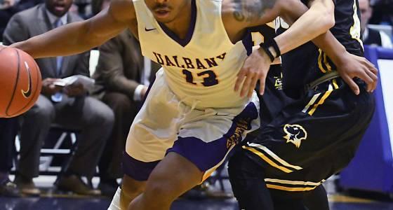 UAlbany's David Nichols returns to basketball team