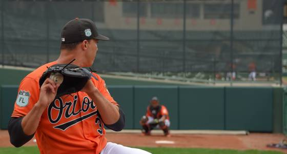 Ubaldo Jimenez allows one run in first start of spring as Orioles lose 4-1 to Yankees