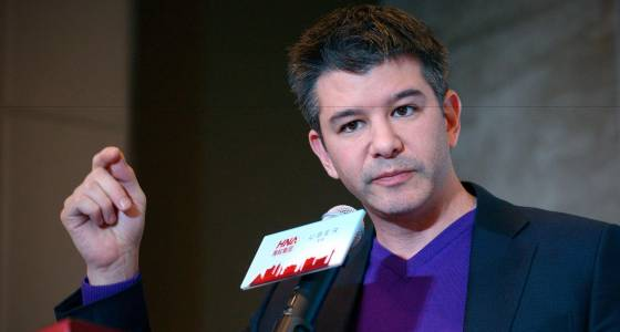 Uber CEO apologizes after video shows him arguing with driver