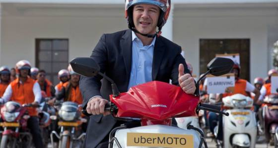 Uber CEO caught on video arguing more than fares with driver