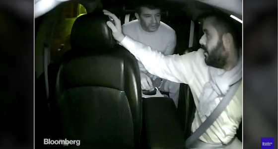 Uber CEO Kalanick apologizes after seen on video arguing with driver over fares