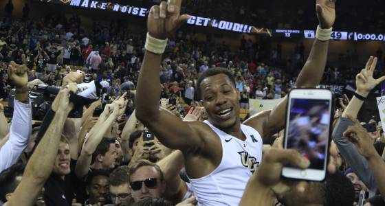 UCF upsets No. 15 Cincinnati, claims first win over ranked team since 2011