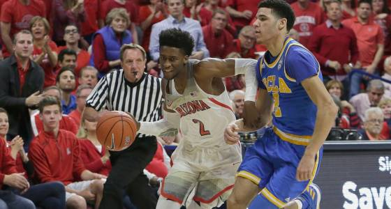 UCLA shows up on defense in big win over Arizona