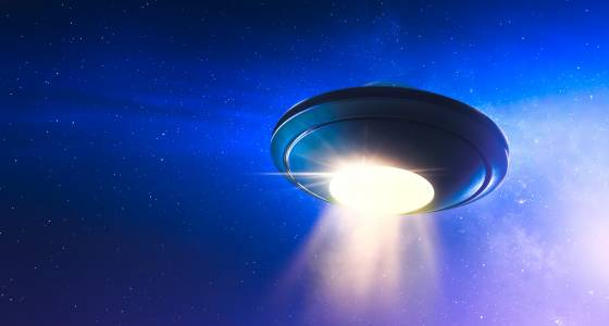 UFO sightings hit all-time high