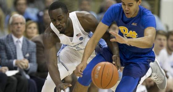 UNC clinches double-bye in ACC tournament with 85-67 win at Pitt