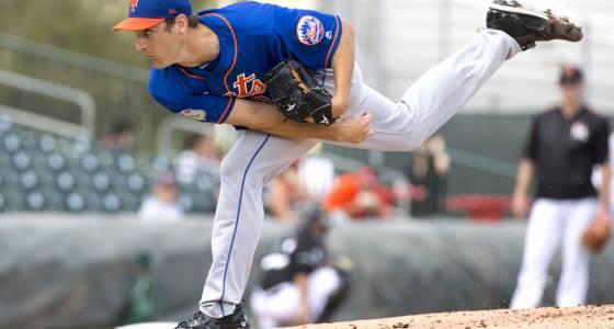Untouchable Seth Lugo is heating up Mets' rotation battle