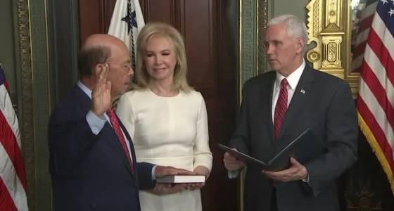 U.S. billionaire Wilbur Ross sworn in as Trump's commerce secretary  | Toronto Star