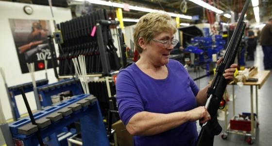 U.S. Factory Activity Rose Briskly in February