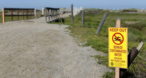 US Pollution 2017: Mexico Border Sewage Spill Dumps 140M Gallons Of Raw Sewage On California Communities