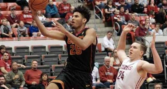 USC men's basketball remains calm on right side of bubble