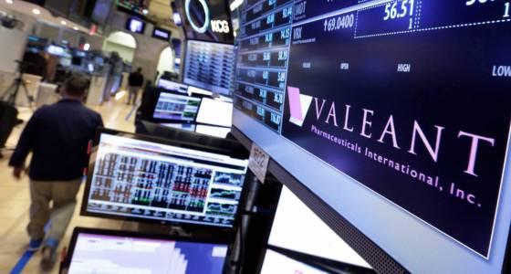 Valeant turnaround efforts undercut by sales slump | Toronto Star