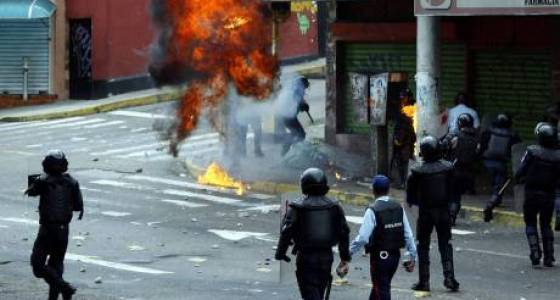 Venezuelan protests against government leave three dead