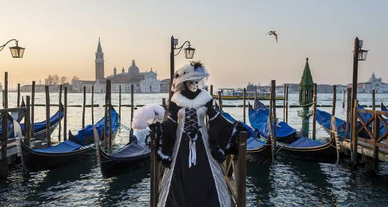 Venice Carnival 2017 Photos: History, Masks And Elaborate Costumes Featured At Italy's Carnevale
