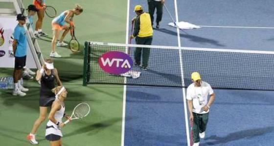 Vesnina and Makarova win doubles crown in Dubai