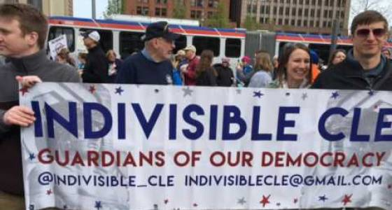 Video of the CLE March for Science