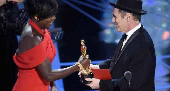 Viola Davis gives stunning Oscars 2017 speech