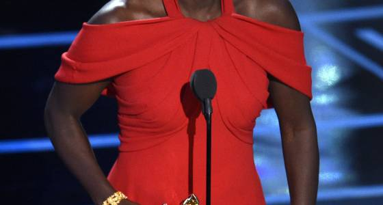 Viola Davis won an Oscar and gave an amazing speech; no one is surprised