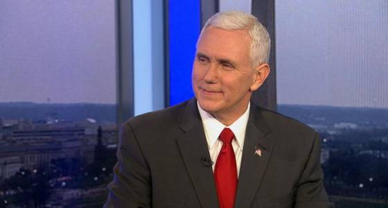 VP Pence vows 'no one is going to fall through the cracks' in strategy to replace Obamacare