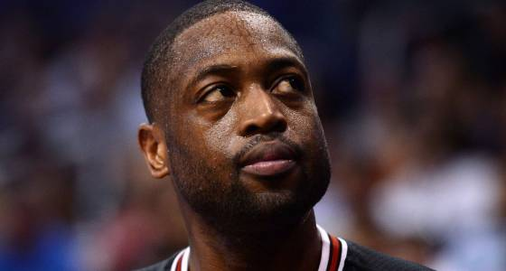 Wade on Bulls' moves, future: 'Just want to play'