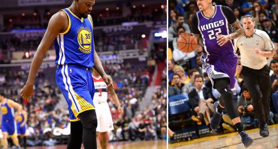 Warriors exhale on Kevin Durant, season won't ride on Matt Barnes