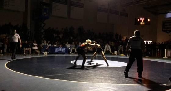 WATCH: Hackettstown's Carida wins Region 3 wrestling title