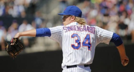 WATCH: Mets' ace Noah Syndergaard throws live BP