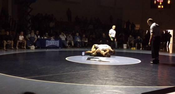 WATCH: Phillipsburg's Meyer earns Region 3 wrestling title