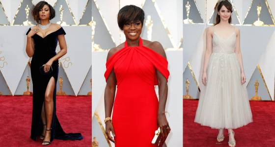 We know what went wrong on stage. Here's the worst (and best) of the Oscars red carpet