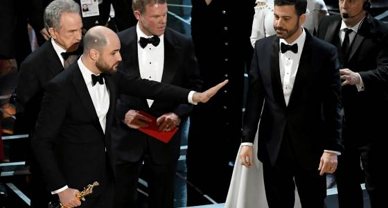 Well, that was the best Oscars ever