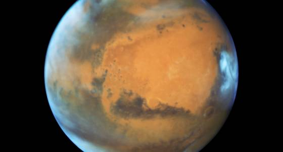 What Is Mars Like? Red Planet's Landscape 'More Earth-Like Than Moon-Like'