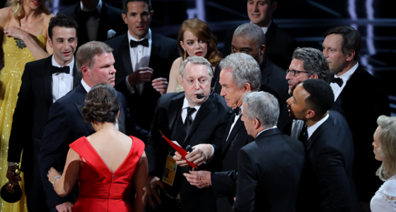 What Is PricewaterhouseCoopers? Firm Mixes Up Best Picture Envelopes At Oscars After 83 Years Of Service